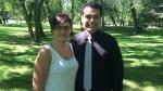 Kristen Trimble, 18, and William Garrioh, 27. (source: Beth Macdonell/CTV Winnipeg)