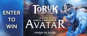 Cirque du Soleil Toruk Rotator