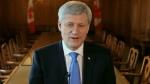 Harper quits politics