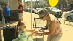 Young Ontario cancer survivor raises money for si