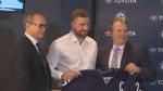 Blake Wheeler named captain of Winnipeg Jets