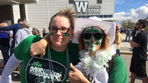 Hotels around Winnipeg are noticing a significant decrease in the amount of Saskatchewan Roughriders fans visiting for the Banjo Bowl. (Photo: Shelden Rogers/CTV Winnipeg)