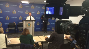 Police update on WPS officer facing charges