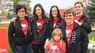 The Second Annual Red Shoe Crew Walk supports Ronald McDonald House Charities Manitoba (RMHCMB). (Source: Facebook)