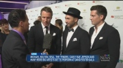 Celebrities in Winnipeg for David Foster gala