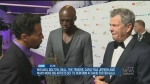 Seal and David Foster