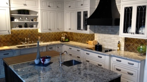 Peter Rothney, a certified kitchen designer, said the average kitchen renovation costs anywhere between $40,000 to $50,000. (Sarolta Saskiw/CTV Winnipeg)
