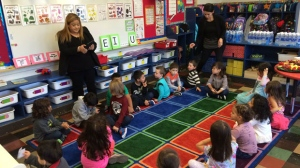 2016 marks the first year for the Winnipeg School Division's Spanish Bilingual Language Program, starting with one kindergarten class. (Source: Michelle Gerwing/CTV News)