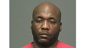 Police said a warrant has been issued for Perez Adaryll Cleveland's arrest. (Source: Winnipeg Police Service)