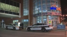 Officers were called to Donald Street and Portage Avenue at about 10:15 p.m. (File image)