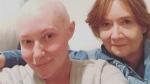 Shannen Doherty, left, is shown with her mother, Rosa Elizabeth, on Oct. 7, 2016. (Instagram / Shannen Doherty)