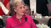 CTV News Channel: Clinton speaks at N.Y. dinner