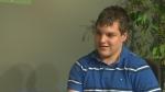 Extended: Winnipeg teen interviews sports stars