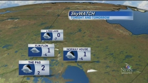 Skywatch Weather at Six, Oct. 23