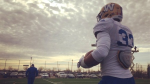 Bombers back at work