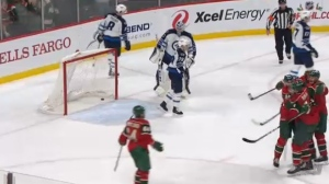 The Winnipeg Jets lost to the Minnesota Wild 3-1 in St. Paul on Wednesday.