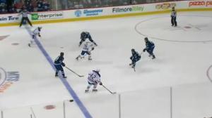The Winnipeg Jets lost 6-3 against the Edmonton Oilers on Thursday.