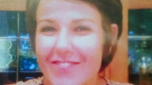 RCMP said when they located the woman she had suffered mild hypothermia.