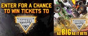 Monster Jam Contest Rotator