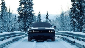 The Dodge Challenger GT AWD (FCA)