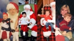 &#39;Tis the season...for awkward photos with Santa? Enjoy some epic photo fails with kids and the big guy in red during the holiday season. <br><br> Submit your #SantaPhotoFails to MyNews: http://www.ctvnews.ca/my-news
