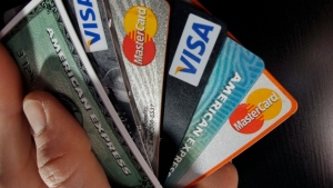 Household debt has been identified as a key risk for the Canadian economy. (File Photo)