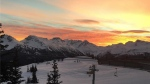 Photos taken by west coast residents captured stunning skies over British Columbia, from the bright white glow of the full moon to the rainbow of colours on the horizon at sunrise. 