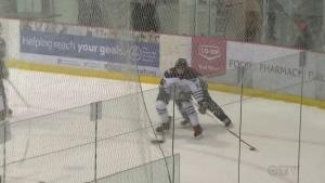 Hockey scouts eye talent at MTS Ice Plex