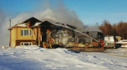Family trying to recover from devastating fire