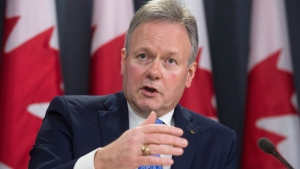 Bank of Canada Gov. Stephen Poloz speaks with the media during a news conference in Ottawa, Wednesday, Jan. 18, 2017. THE CANADIAN PRESS/Adrian Wyl