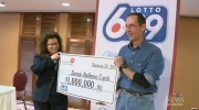 Brandon man wins one million dollars