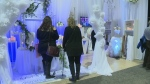 Wedding planners get inspiration at show