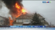 Fire in West K., bear spray attack: Morning Live
