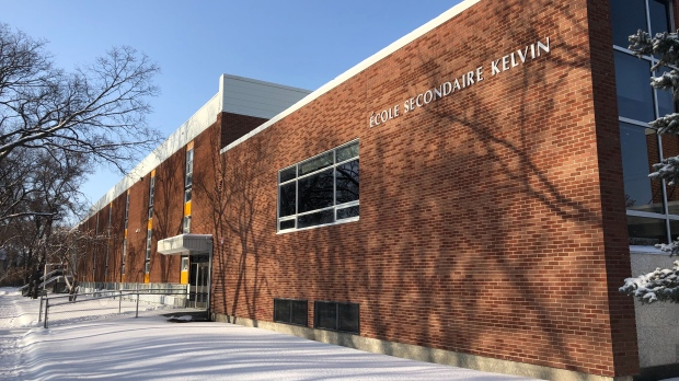 Kelvin High School.
