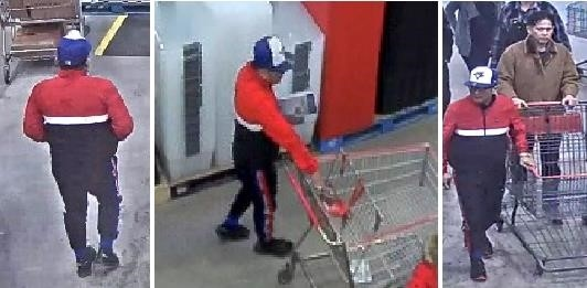 Winnipeg theft