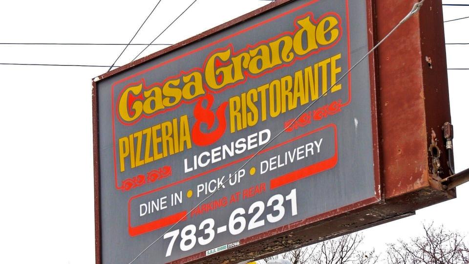Casa Grande Pizzeria