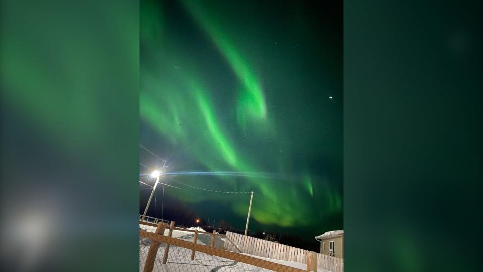 Aurora Borealis Norway House
