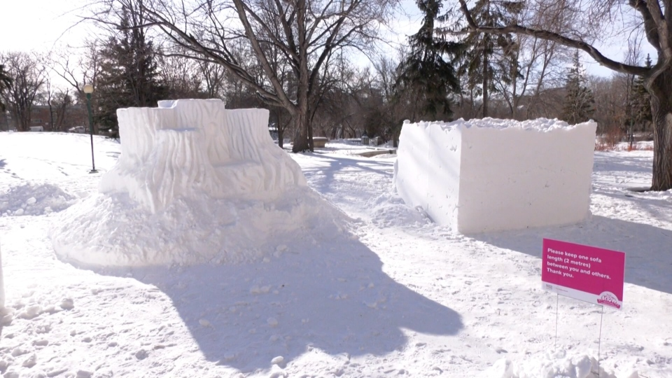 Snowfas Winnipeg