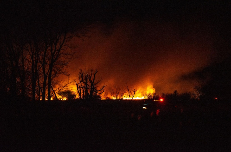Brokenhead First Nation fire