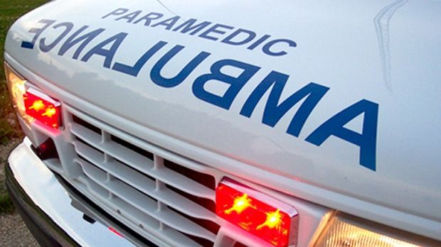 Emergency crews responded to a crash at Regent Avenue West and Plessis early Friday.(file image)