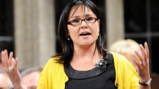 Minister of Health Leona Aglukkaq