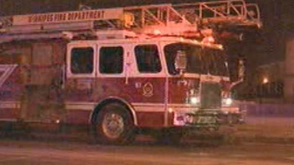 Winnipeg fire (file)