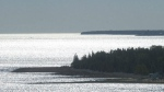 Lake Huron is shown in this undated file photo. (John L. Russell/AP Photo)