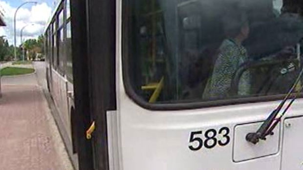Winnipeg police are investigating a stabbing that happened on a Winnipeg Transit bus Saturday.