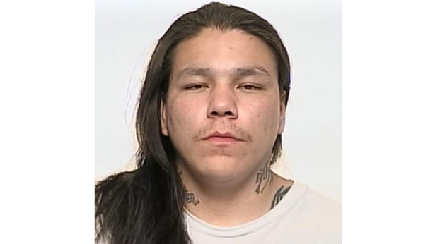 Winnipeg police are looking for wanted man Eric Chartrand.