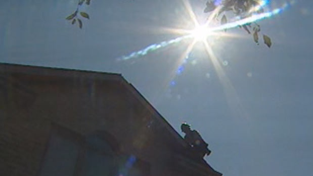 The province said parts of Manitoba will see high temperatures over the next couple of days. (file image)