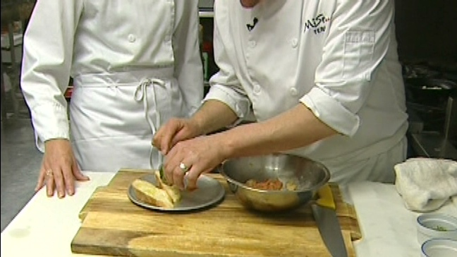 CTV Winnipeg: Now You're Cooking: Tomato bruschetta
