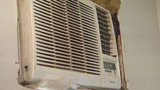 Fire officials are warning people not to overload their circuits when plugging in air conditioners.