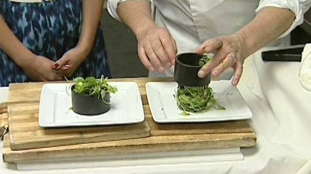 CTV Winnipeg: Now You're Cooking: Warm arugula salad
