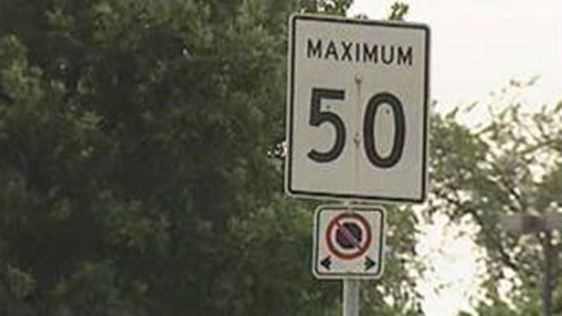 The Highway Traffic Board is considering raising some speed limits from 50 km/h to 60 in Winnipeg. (file image)